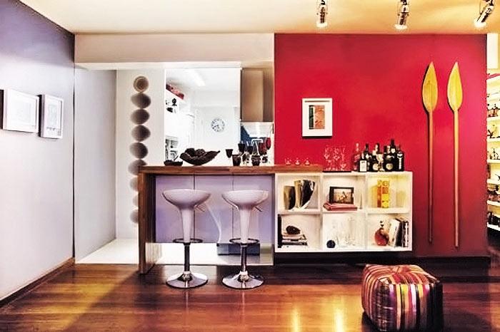 14 ambientes que abusam das cores